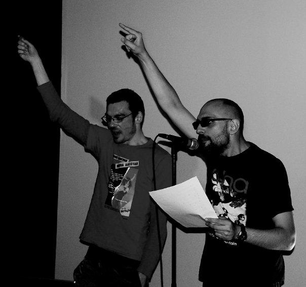 Sylvain Courtoux & Emmanuel Rabu