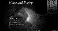 [26 nov 2010] Noise and Poetry