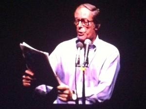 Bernard Heidsieck la poésie en action - extrait Vaduz